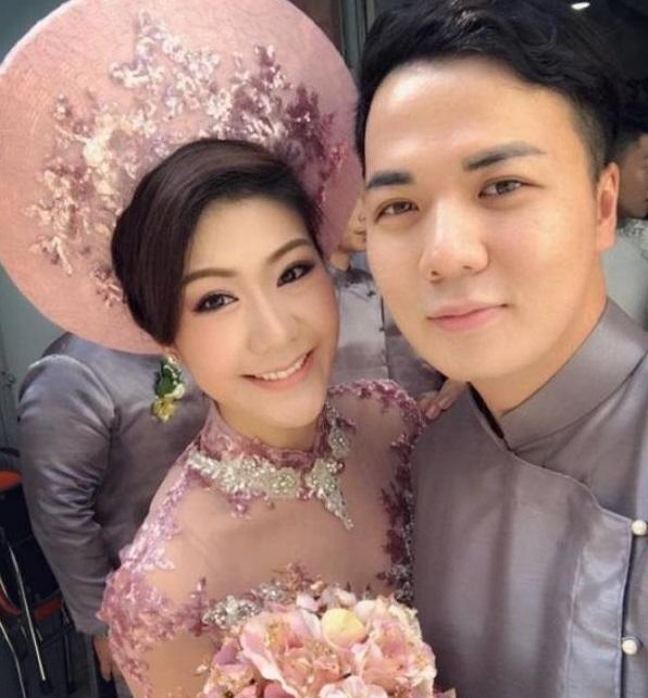 Trương Thế Vinh phản ứng bất ngờ khi bạn gái cơ trưởng kết hôn 2