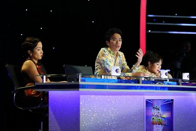Giải trí - Hoài Linh bỏ 50 triệu tặng thí sinh nhí vì giọng hát xuất sắc