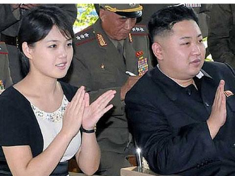 Vợ nhà lãnh đạo Triều Tiên Kim Jong-un hạ sinh con trai? 2