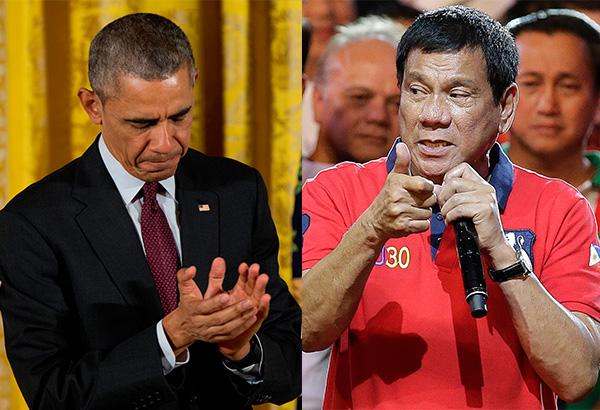 Duterte thừa nhận giả ốm để không phải gặp Obama 1