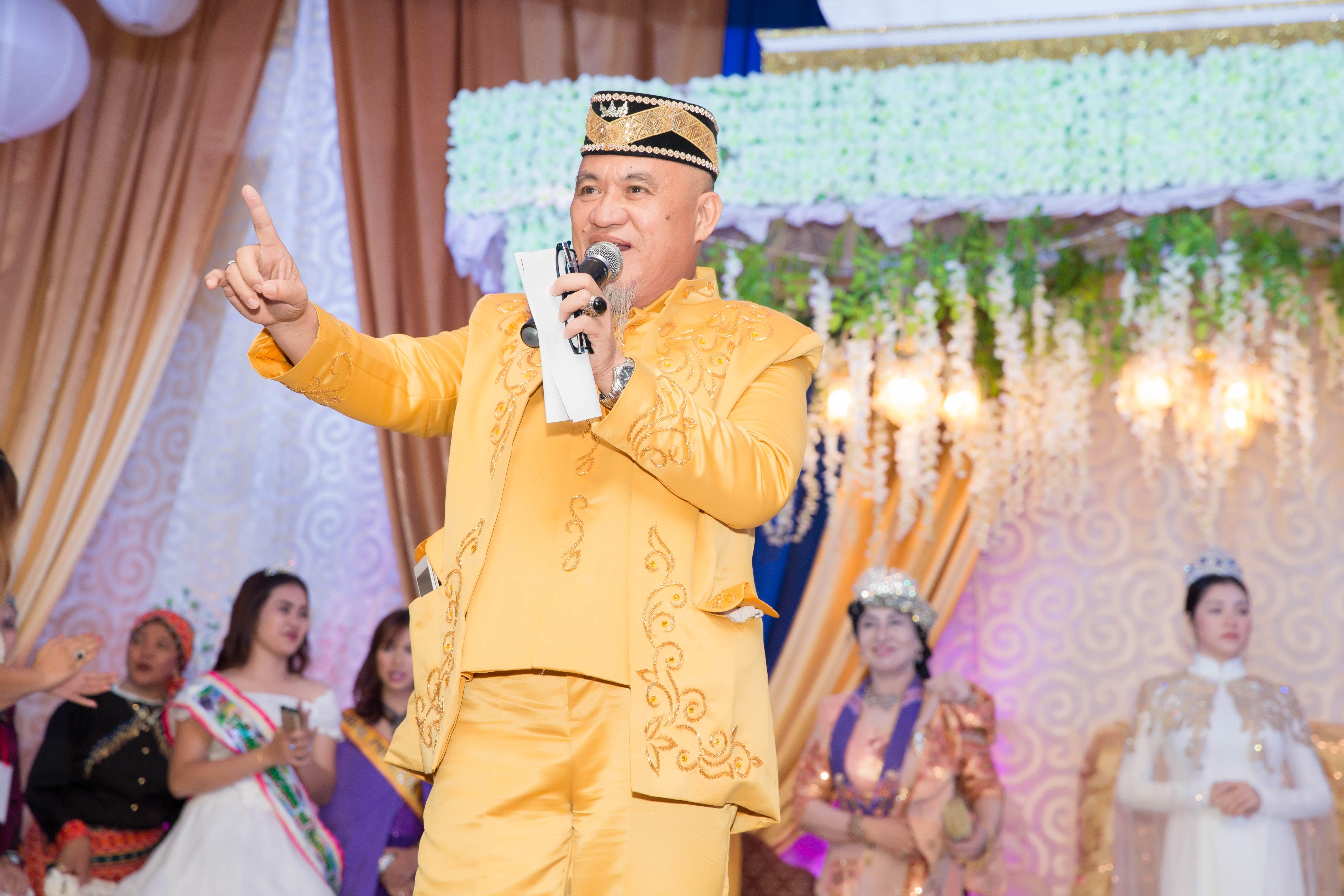 Toàn cảnh lễ sắc phong công chúa châu Á bộ tộc Mindanao của Lý Nhã Kỳ 9