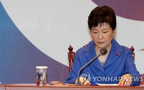 Cáo buộc mới về vụ chìm phà Sewol của bà Park Geun-hye 1