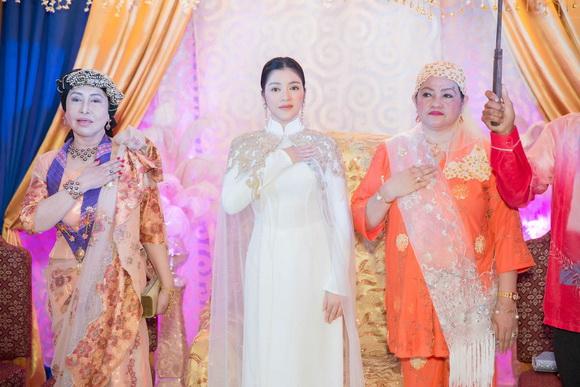 Lý Nhã Kỳ khoe vẻ đẹp 'vạn người mê' trong lễ sắc phong công chúa 3