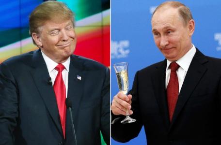 Putin và Trump có sức ảnh hưởng nhất thế giới 1