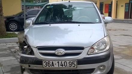 Trưởng phòng Nông nghiệp lái ô tô gây tai nạn chết người 1
