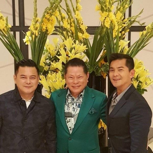 Ba quý tử tài giỏi nhà tỷ phú Hoàng Kiều 12