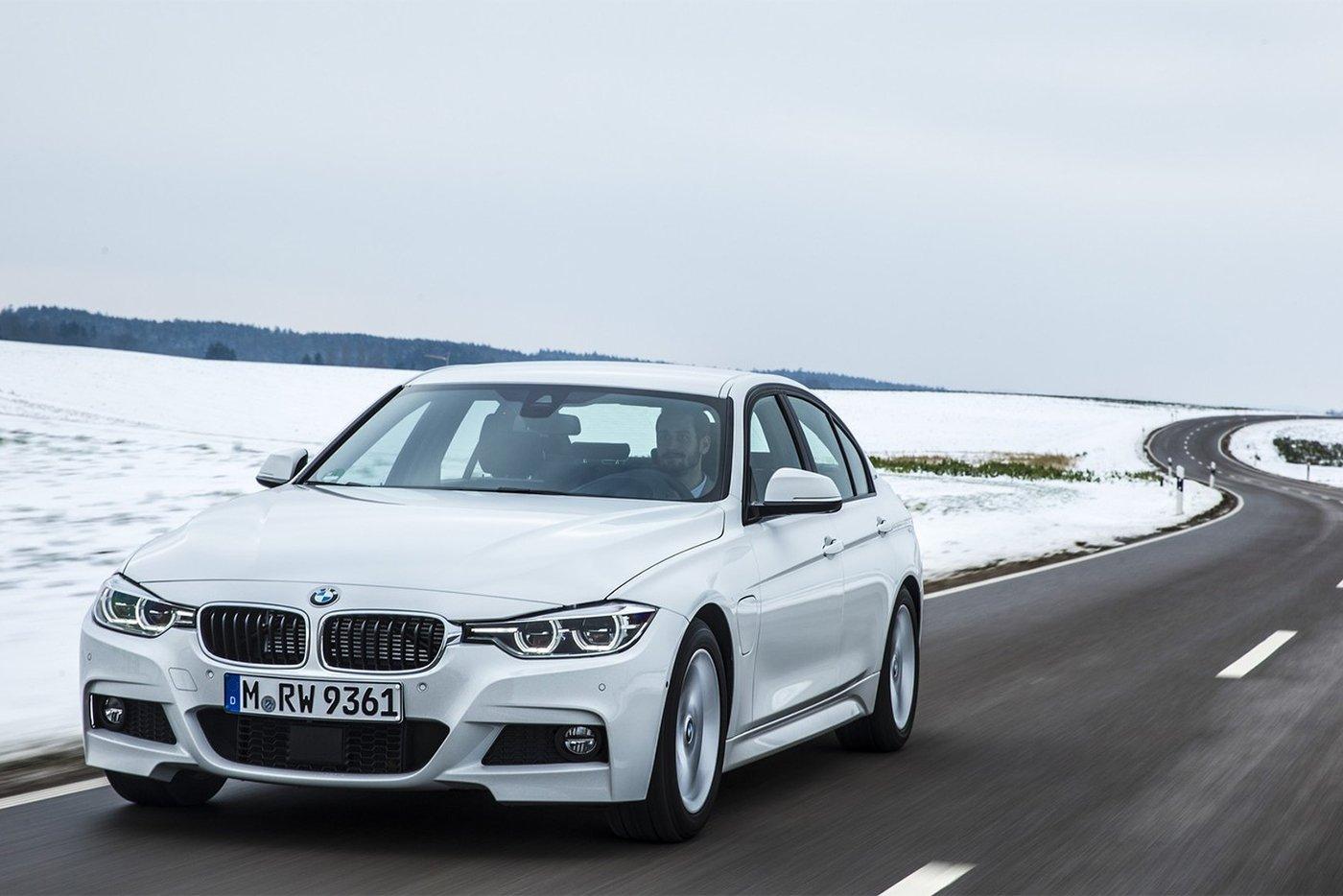 Tất cả dòng xe BMW sẽ có phiên bản chạy điện vào năm 2020 2