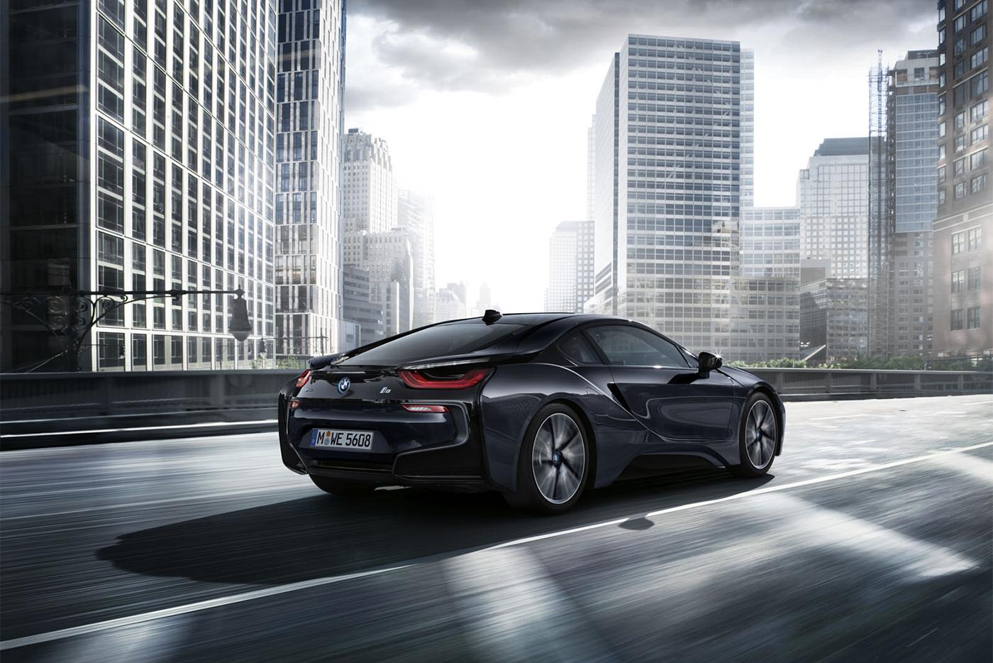 Tất cả dòng xe BMW sẽ có phiên bản chạy điện vào năm 2020 3