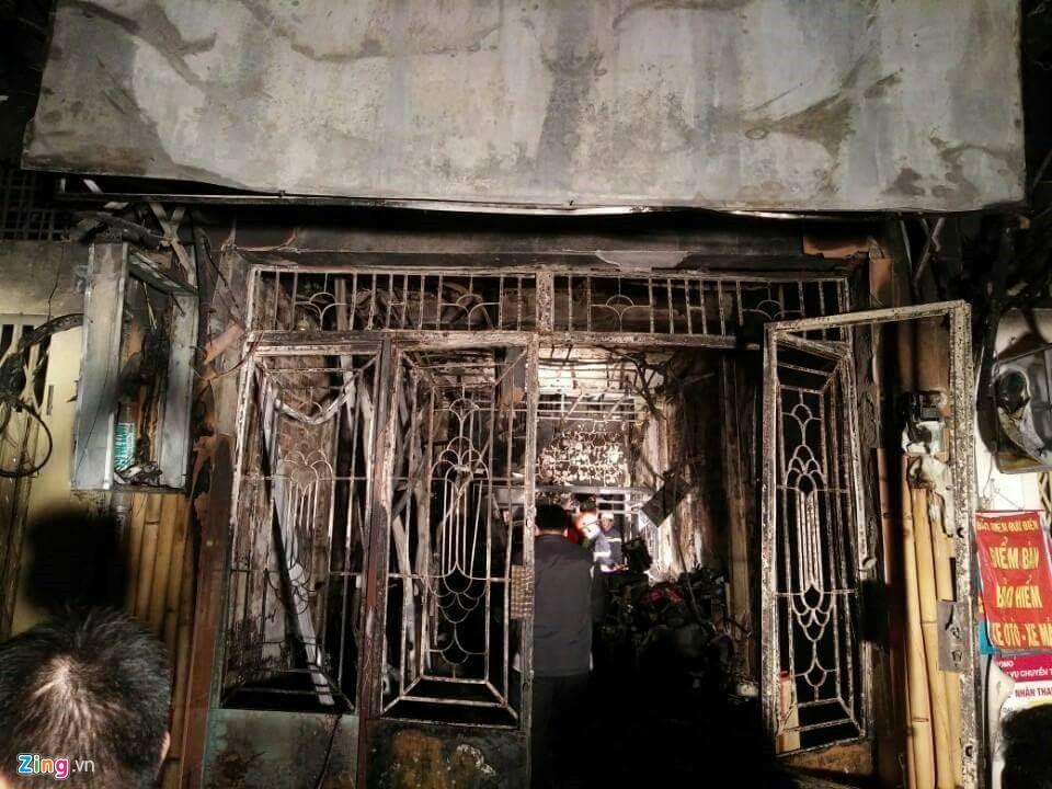 Hiện trường vụ cháy nhà kinh hoàng ở Sài Gòn, 6 người chết 3