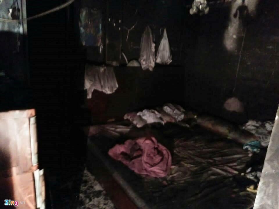 Hiện trường vụ cháy nhà kinh hoàng ở Sài Gòn, 6 người chết 8