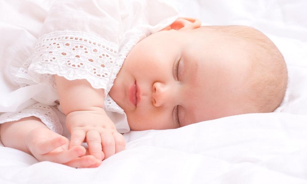 Hình ảnh Thời điểm lý tưởng cho con ngủ riêng số 1