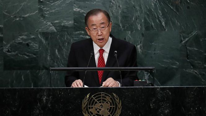 Ông Ban Ki-moon 'bóng gió' chuyện sẽ  tranh cử Tổng thống Hàn Quốc 1