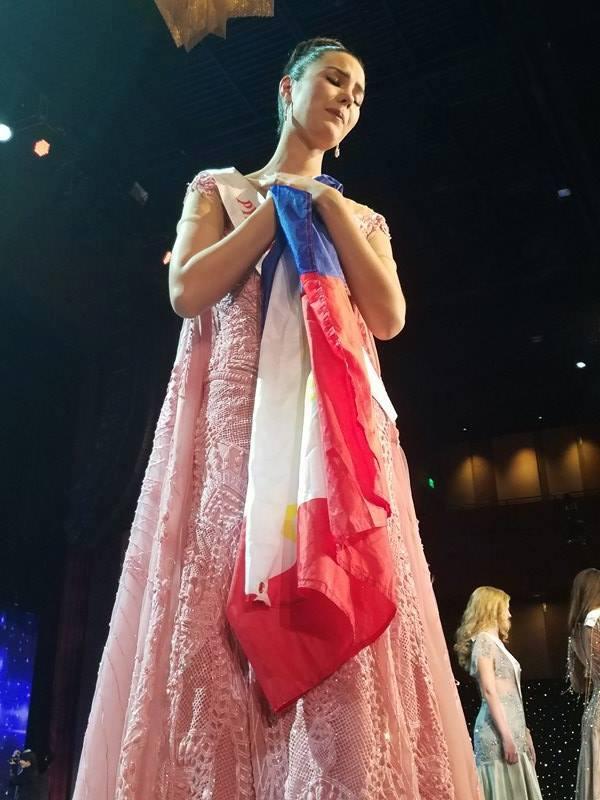 Hoa hậu Philippines bật khóc khi thua cuộc tại Miss World 2016 4