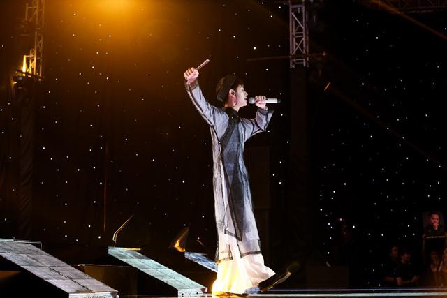 Sing My Song: Cháu trai 7 đời của Cao Bá Quát khiến HLV phấn khích 2