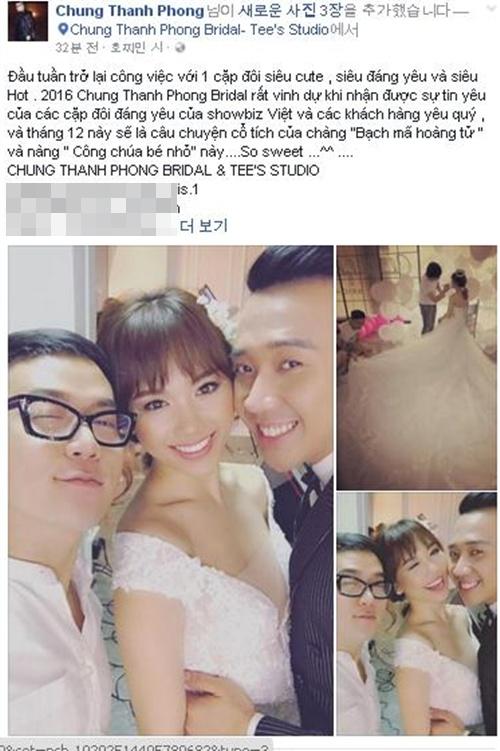 Hình ảnh Lộ hậu trường chụp ảnh cưới của Trấn Thành - Hari Won số 1