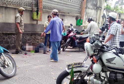 Nghi ghen tuông, nam thanh niên đâm bạn gái rồi tự sát ở Sài Gòn 1