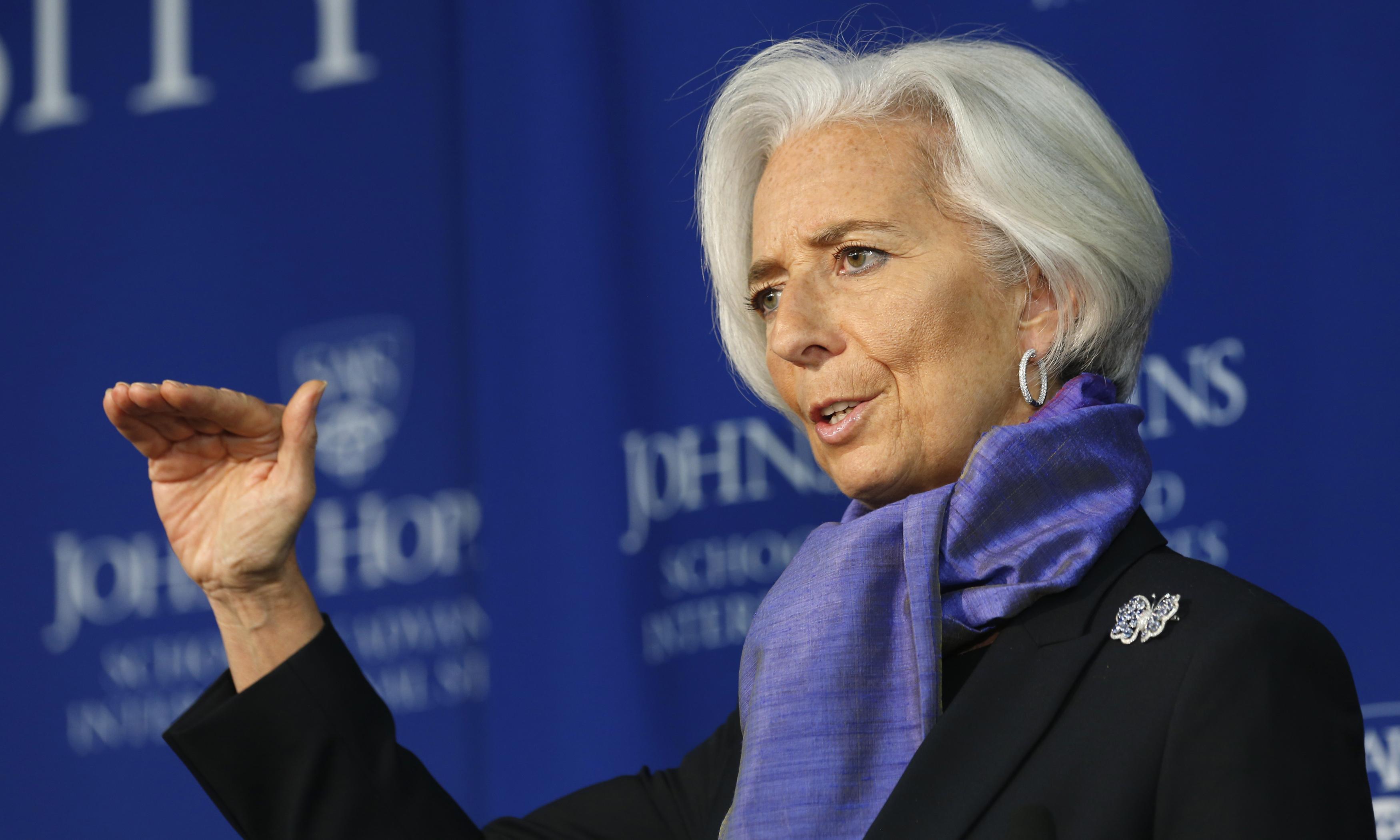 Tổng giám đốc IMF bị kết tội 2