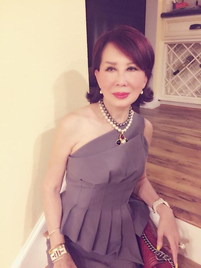 Mẹ MC Nguyễn Cao Kỳ Duyên qua đời 2