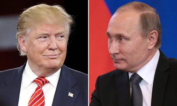 Cả Putin và Trump đều muốn tăng cường năng lực hạt nhân 1