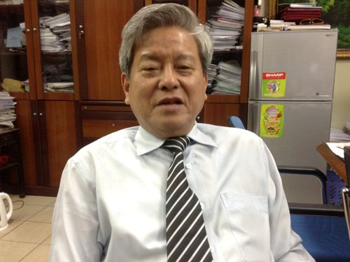 Đình chỉ điều tra vụ án với ông Kim Quốc Hoa 1