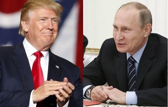 Tổng thống Putin gửi thư chúc mừng Giáng sinh tới ông Donald Trump 1