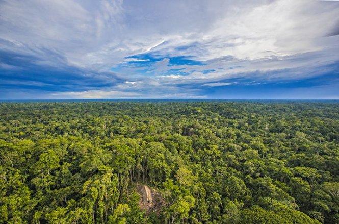 Những hình ảnh về bộ tộc Amazon thần bí 5