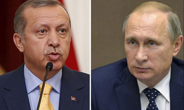 Tổng thống Nga-Thổ điện đàm về vụ ám sát đại sứ Nga 2