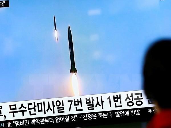 Triều Tiên nhiều khả năng tiến hành vụ thử hạt nhân lần thứ 6 1
