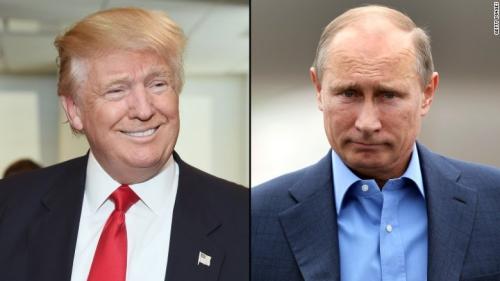 Trump ca ngợi thư chúc mừng Giáng sinh của Putin 1