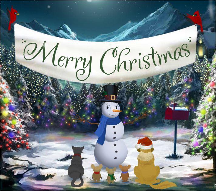 Video, thiệp chúc mừng Giáng sinh 2016 hay và ý nghĩa nhất 4