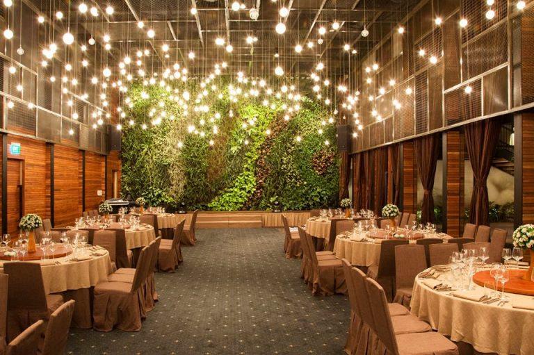Không gian tổ chức tiệc cưới hoành tráng của Trấn Thành, Hari Won  3