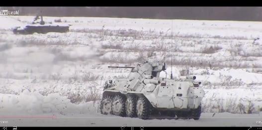 Video: Robot Nga thể hiện khả năng chiến đấu điêu luyện 2