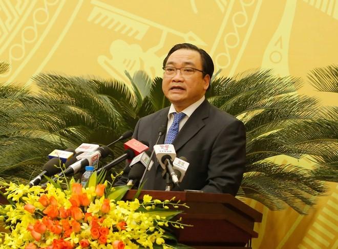 Bí thư Hà Nội: Cán bộ nhũng nhiễu dân, sẽ xử lý lãnh đạo đơn vị 1