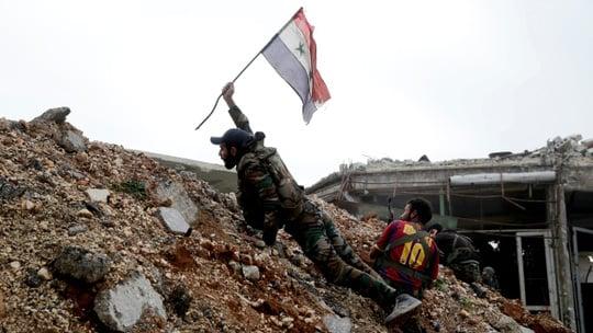 Phát hiện thêm mộ tập thể tại Aleppo 1