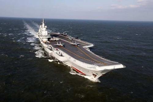Báo Trung Quốc nói tàu sân bay Liêu Ninh sớm muộn sẽ tới ngoài khơi Mỹ 1