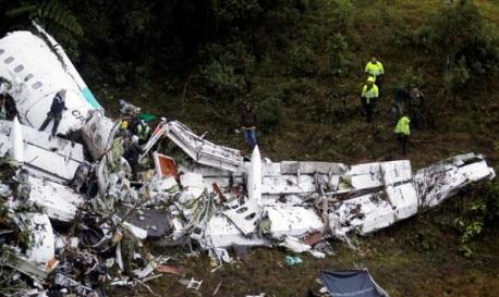 Kết luận ban đầu nguyên nhân rơi máy bay chở đội bóng Brazil 1