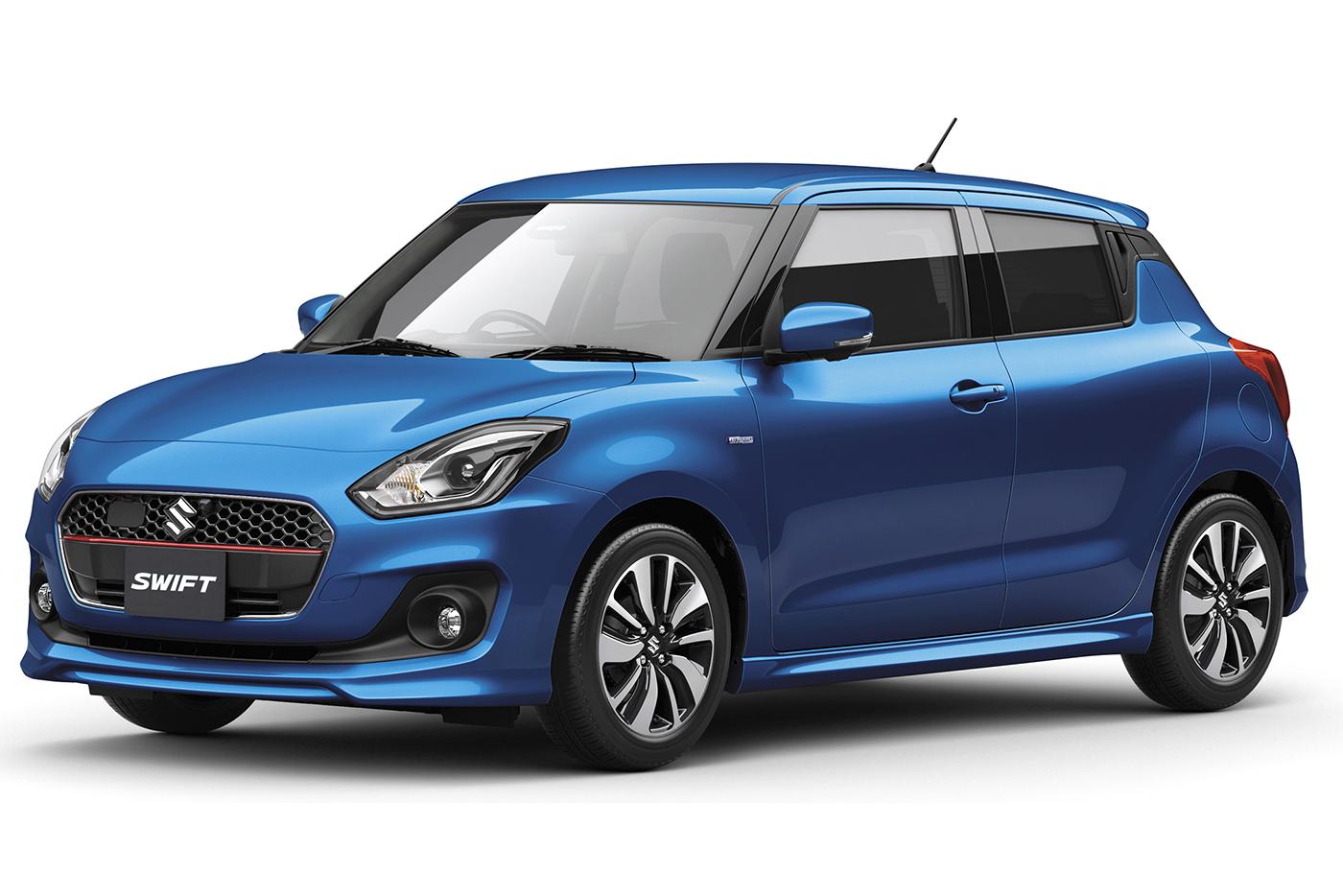 Ra mắt Suzuki Swift thế hệ mới 1