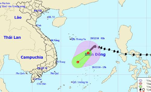 Bão số 10 suy yếu thành áp thấp nhiệt đới, Hà Nội không mưa, trời rét 1