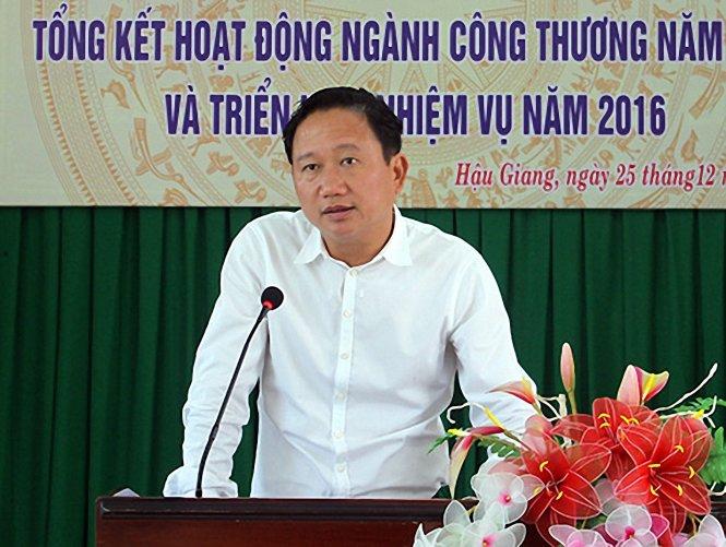 Trịnh Xuân Thanh từng được quy hoạch làm thứ trưởng Bộ Công thương 1