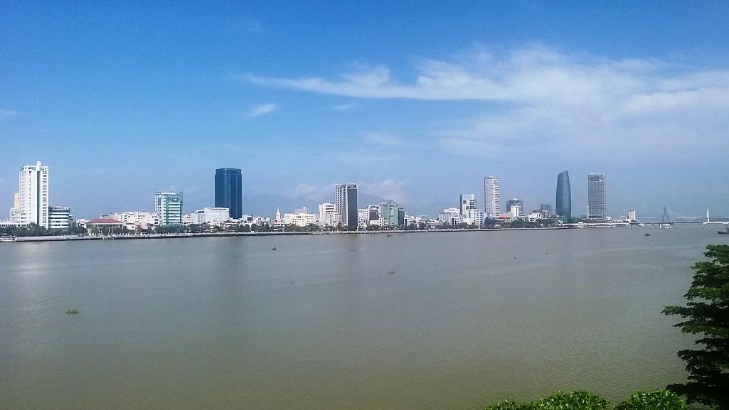 Đà Nẵng vẫn quyết  xây hầm nghìn tỉ vượt sông Hàn 1