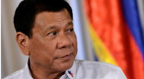 Tổng thống Duterte dọa ném quan chức tham nhũng từ trực thăng 1