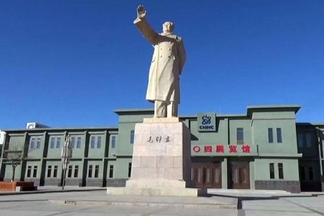 Cận cảnh thành phố bí ẩn-nơi Trung Quốc từng thử bom hạt nhân 1