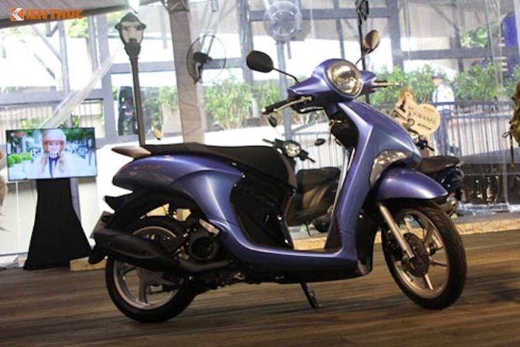 5 mẫu xe đáng chú ý trên thị trường xe máy Việt trong năm 2016 5