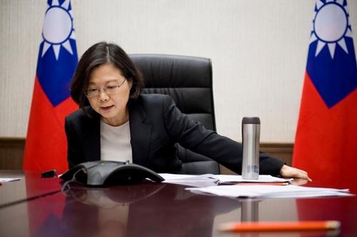 Lãnh đạo Đài Loan Thái Anh Văn sẽ quá cảnh tại Mỹ 1