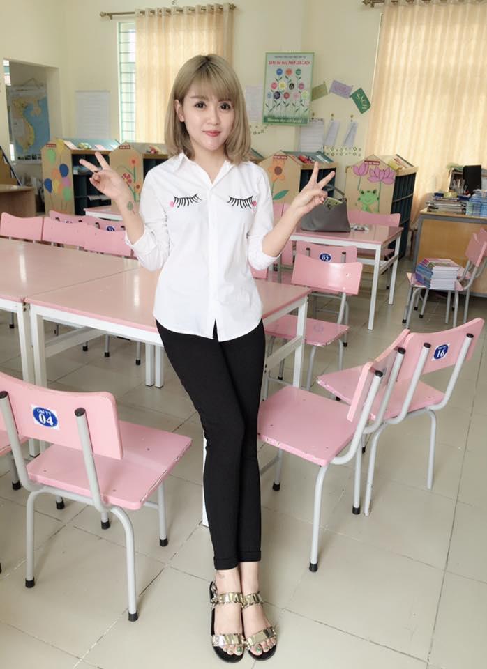 Những cô giáo xinh đẹp, tài năng gây sốt cộng đồng mạng 2016 6