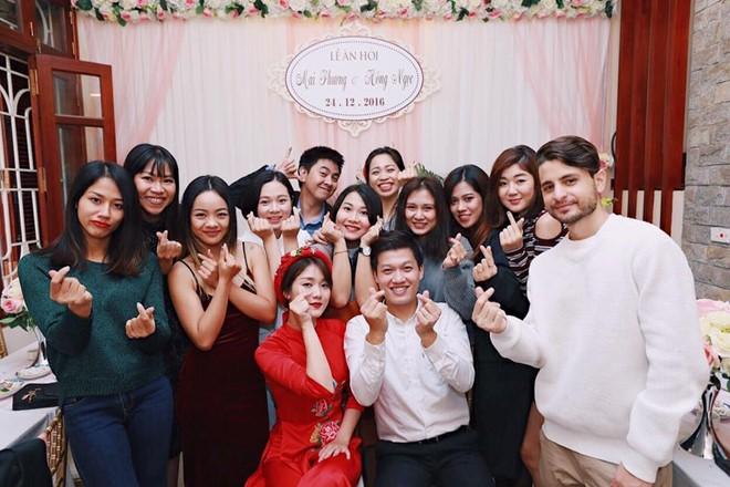 MC Trần Ngọc bất ngờ tổ chức lễ cưới với bạn gái hot girl 1