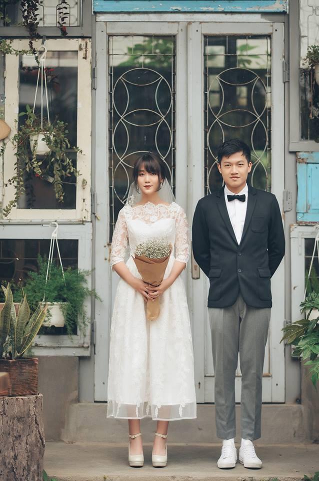 MC Trần Ngọc bất ngờ tổ chức lễ cưới với bạn gái hot girl 4