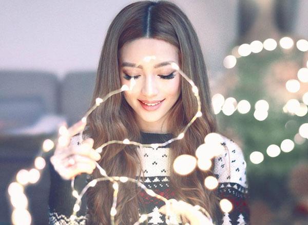 Nhan sắc xinh đẹp của 'công chúa tóc mây' gốc Việt gây 'sốt' dân mạng 3