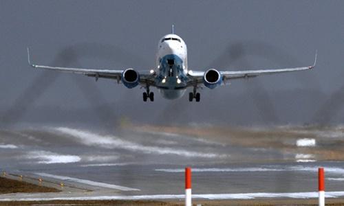 Phi cơ chở 160 người hạ cánh khẩn cấp vì đe dọa đánh bom 2