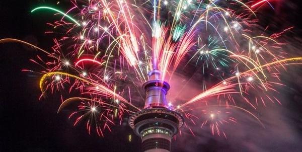 Pháo hoa chào đón năm mới 2017 trên khắp thế giới 8